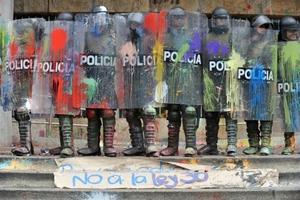 Τρομοκράτης σκοτώθηκε κατά λάθος στην Κολομβία