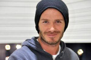 Ο David Beckham έχει «βασιλικές» φιλίες