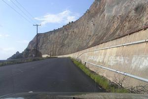 Κλειστός για δύο ακόμη μέρες λόγω έργων ο δρόμος Καστέλι – Χερσόνησος