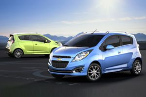 Ηλεκτρικό Chevrolet Spark το 2013
