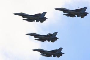 Αγορά ανταλλακτικών για F16 ενέκρινε το ΚΥΣΕΑ