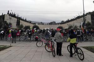 «Κάνω χώρο στο ποδήλατο! Δίνω ζωή στην πόλη μου!»