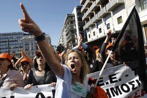 Το γύρο του κόσμου κάνει η διαδήλωση στην Αθήνα