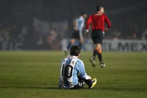 Συνεχίζει να απογοητεύει η Αργεντινή
