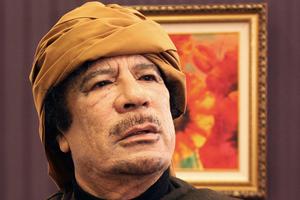 Δύο χρόνια μετά τον Καντάφι