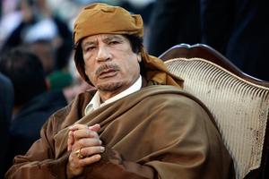 Σύμμαχος του Καντάφι το Ιράν;