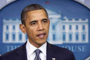Ομπάμα: Μήνυμα στους δικτάτορες ο θάνατος Καντάφι