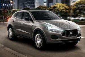 Η Maserati κατοχύρωσε το όνομα του SUV της