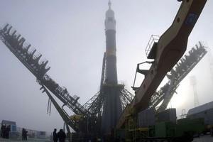 Εκτοξεύθηκε σήμερα ο πύραυλος Σογιούζ