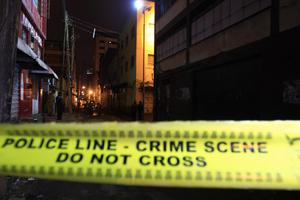 «Άγιος Βασίλης» σκότωσε μία οικογένεια