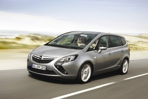 Opel Zafira Tourer 2,0 CDTI 165PS