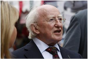 Ξέσπασε κατά της λιτότητας ο Ιρλανδός πρόεδρος