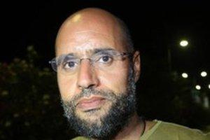 «Αθώος» δηλώνει ο γιος του Καντάφι