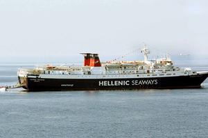 Χωρίς προβλήματα τα δρομολόγια της Hellenic Seaways