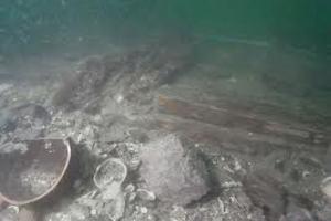 Στον βυθό κοντά στην Κρήτη τέσσερα ναυάγια της αρχαιότητας