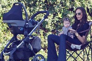 Οι οικογενειακές στιγμές της Victoria Beckham