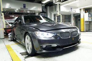 Ξεκίνησε η παραγωγή της νέας BMW Σειρά 3
