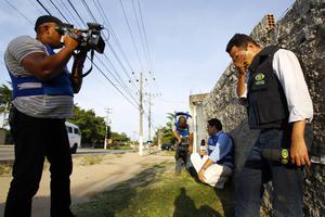 Εικονολήπτης νεκρός σε φαβέλα του Ρίο ντε Τζανέιρο