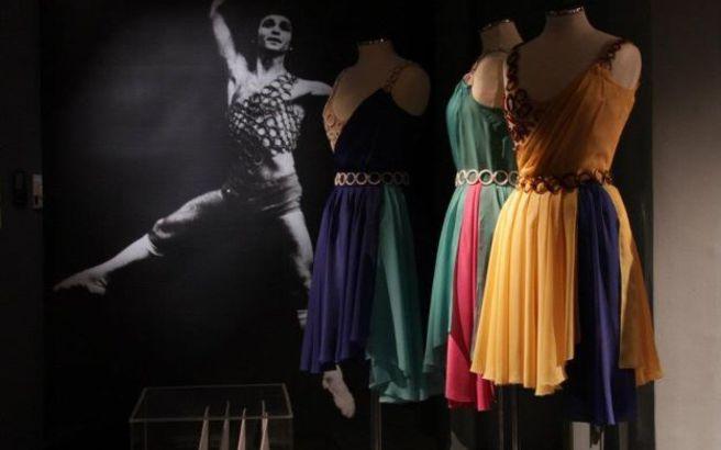 Έκθεση-φόρος τιμής στο χορευτή Γιάννη Μέτση