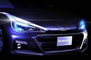 Η πρώτη εικόνα του Subaru BRZ παραγωγής