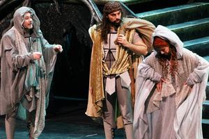 Συνεχίζονται οι παραστάσεις για τους «Άθλους του Ηρακλή»