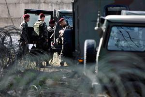 Στρατιώτες του ΝΑΤΟ τραυματίστηκαν στο βόρειο Κόσοβο