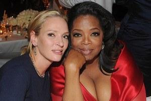 Το αποκαλυπτικό ντεκολτέ της Oprah