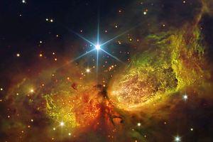Νεογέννητο… αστέρι