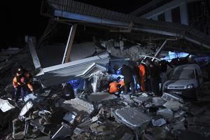 Επτά νεκροί από το σεισμό στην Τουρκία