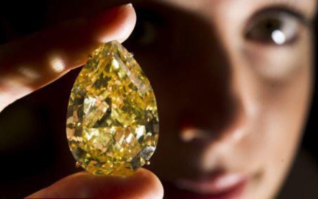 Σπάνιο διαμάντι αξίας 15 εκατομμυρίων