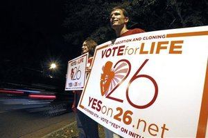 Το 58% των πολιτών του Mississippi υπέρ των αμβλώσεων