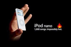 Κάμερα για το νέο iPod Nano