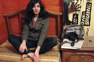 Η γυμνή ακτιβίστρια της Αιγύπτου