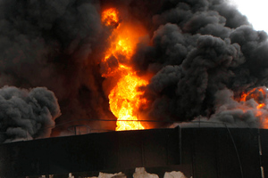 Τουλάχιστον 36 οι νεκροί από την έκρηξη στο Ιράν