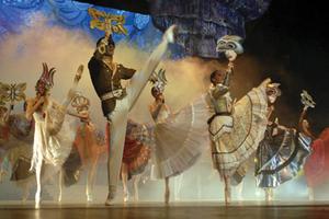 «La Traviata» στη σκηνή του Μπάντμιντον