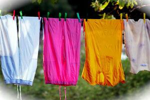 Προστατέψτε το χρώμα των ρούχων κατά το πλύσιμο