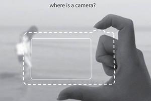 Φωτογραφίζοντας με τα δάχτυλα μας