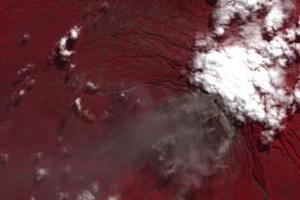 Φωτογραφίες ηφαιστείων από το διάστημα