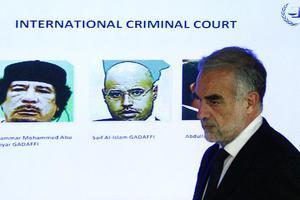 Στην Τρίπολη ο εισαγγελέας του Διεθνούς Ποινικού Δικαστηρίου