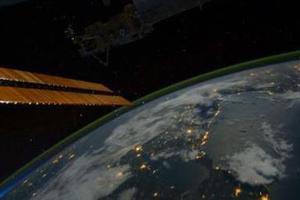 Η θέα των αστροναυτών