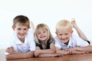 Τα αδέρφια με διαφορά ηλικίας γίνονται εξυπνότερα