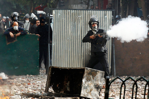 Το πρόσωπο της βίας στην Αίγυπτο