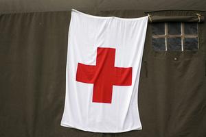 Ερυθρός Σταυρός και Ερυθρά Ημισέληνος στο πλευρό των προσφύγων