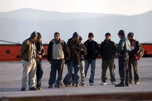 Νοίκιαζαν σπίτι σε επτά παράνομους μετανάστες