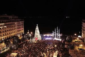 Χριστουγεννιάτικα bazaar στη Θεσσαλονίκη