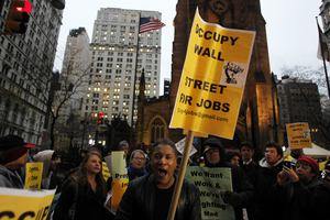 Χειροπέδες σε αγανακτισμένους πολίτες στη Νέα Υόρκη