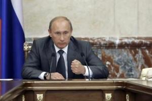 Χωρίς πλειοψηφία το κόμμα του Πούτιν