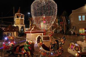 Ο δήμος Θεσσαλονίκης κάνει διαγωνισμό για το χριστουγεννιάτικο στολισμό