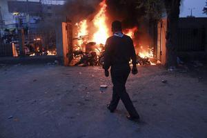 Αιματηρή έκρηξη στο Πακιστάν