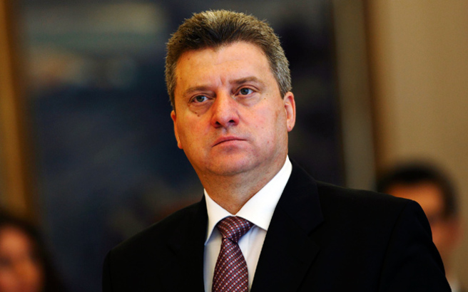 Ιβάνοφ: Συμφωνία με την Ελλάδα για το όνομα με βάση το διεθνές δίκαιο